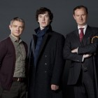 Martin Freeman as John Watson Benedict Cumberbatch
