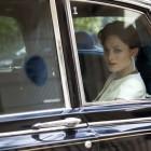 Lara Pulver as Irene Adler in A Scandal In Belgravia