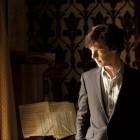 Benedict Cumberbatch as Sherlock Holmes in 221b Baker Street