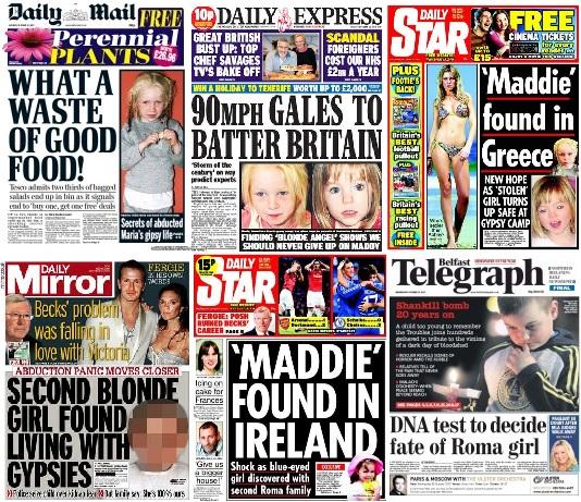 Maria headlines