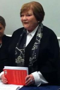 Helen Bamber @ FW book launch
