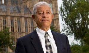 Lord Herman Ouseley chairman