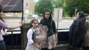 Vigil for Habib Ullah (Credit: Justice4Paps)