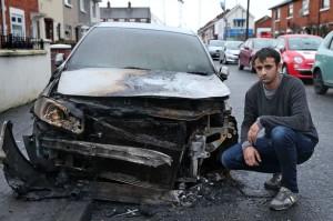 arson-car