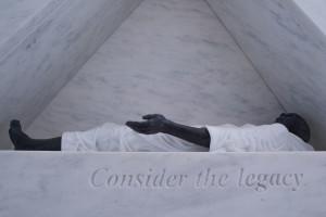Atlantic Slave trade memorial