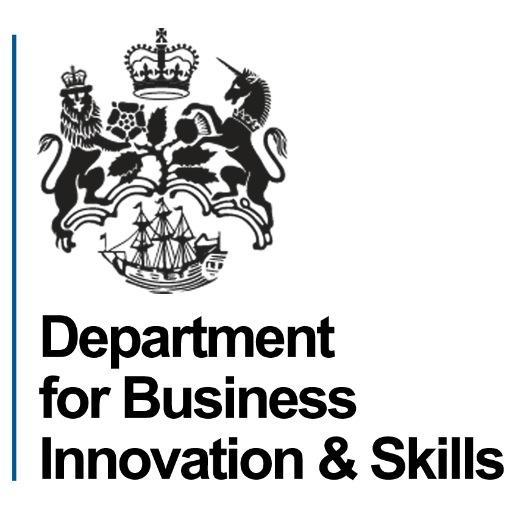 Department business innovation skills business plan