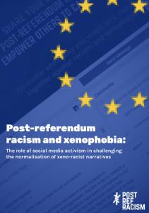postrefracism report full cover