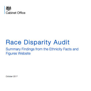 race-disparity-audit