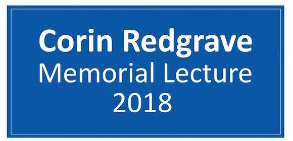 corin-redgrave-memorial-lecture-2018
