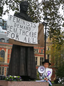 Feminist Fightback Healthcare for All