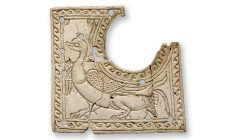 Ivory Plaque from Begram Afghanistan Returned in 2012