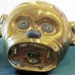 Sipan Monkey Head Bead