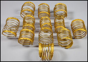 The Recovered Bracelets (from Constantinescu 2010 (Antiquity))