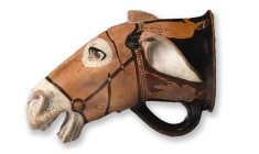 Donkey Head Rhyton Returned from Cleveland