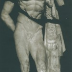 Weary Herakles Photo AP