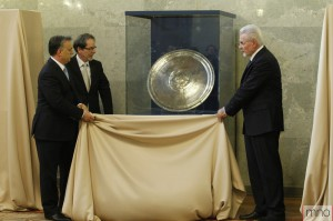 Sevso treasure return to Hungary