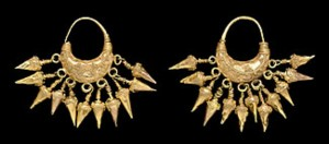 Nimrud Earrings
