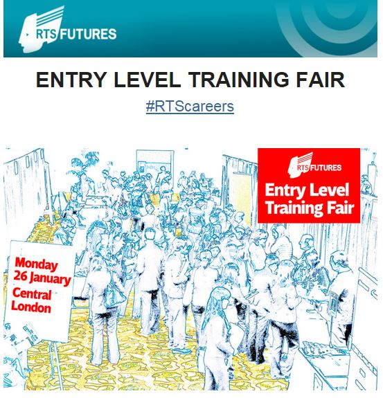 Entry Level Training Fair