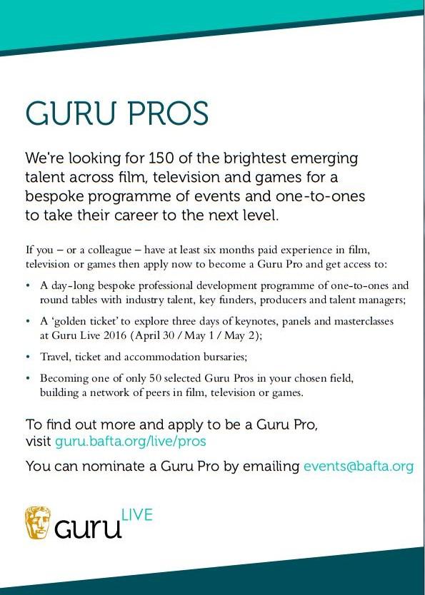 EVENT_BAFTA - Guru Pros 2016 (2)