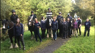 Thumbnail image for Happy holidays at Clwyd Special Riding Centre again!