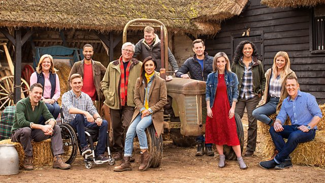 Thumbnail image for RDA is on Countryfile – Sunday 28th July