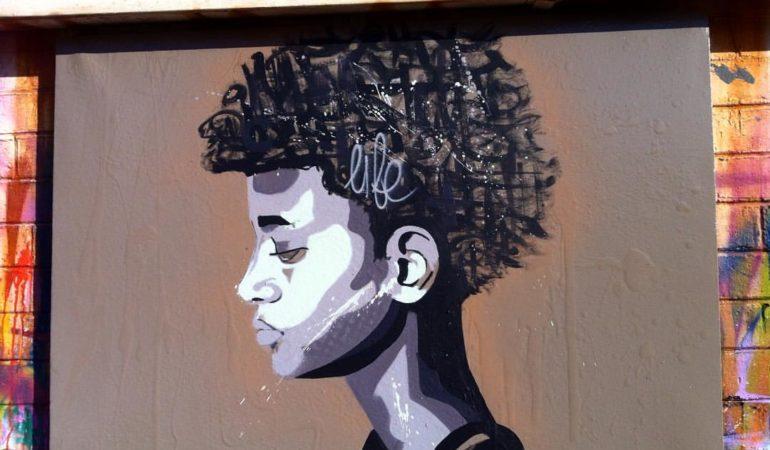 Dbongz  Mahlati Street Art Mural