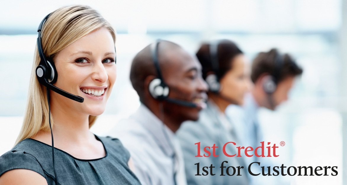 1st Credit – 1st For Customers
