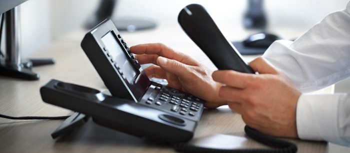 business number telephone