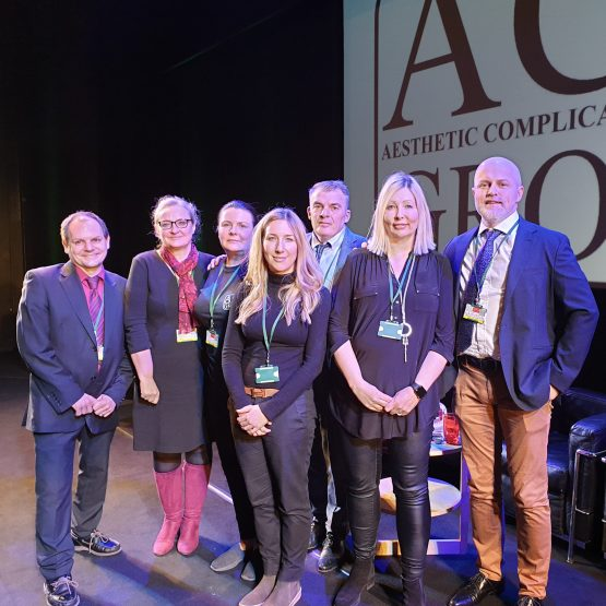 A report from the Aesthetic Complications Expert Group annual conference