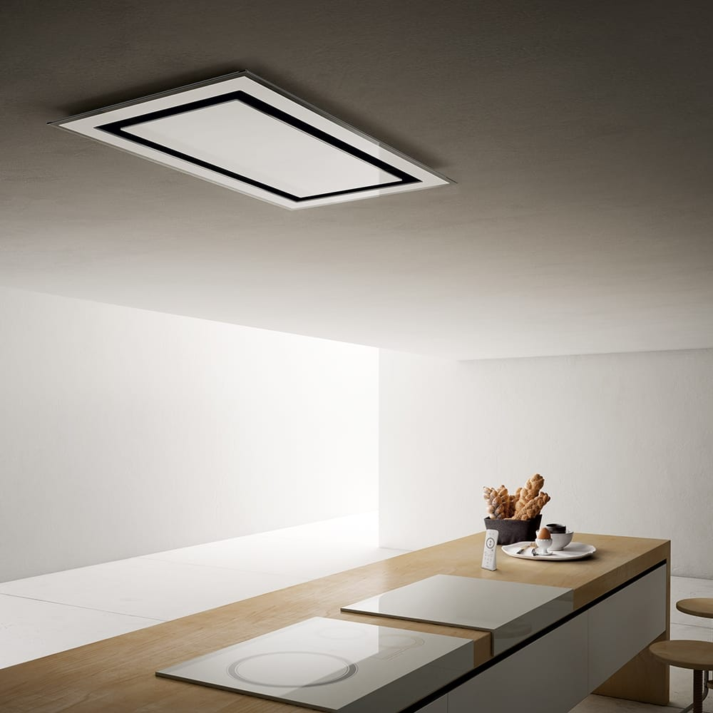 Elica Cirrus 100cm Ceiling Hood Appliance City