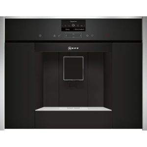 Neff C17KS61N0-EX DISPLAY Fully Automatic Built In Coffee Centre – STAINLESS STEEL