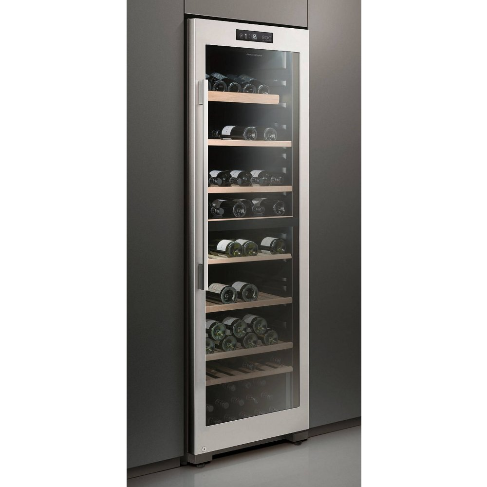 Fisher Paykel Rf306rdwx1 60cm Freestanding Dual Zone Wine