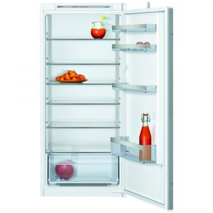 Neff KI1412S30G 122cm Integrated In Column Larder Fridge