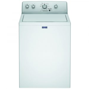 Maytag 3LMVWC315FW Top Loading American Commercial Washing Machine - WHITE