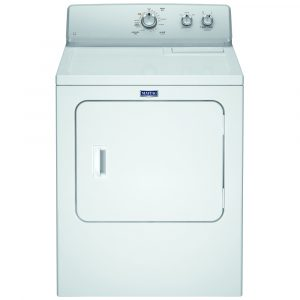 Maytag 3LMEDC315FW American Commercial Vented Tumble Dryer - WHITE