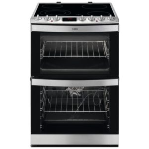 AEG 43172V-MN 60cm Freestanding Electric Cooker - STAINLESS STEEL