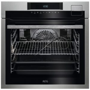 AEG BSE792320M Built In SteamPro Sous Vide Multifunction Single Oven – STAINLESS STEEL