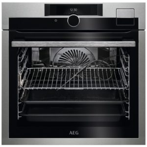 AEG BSE892330M Built In SteamPro Sous Vide Multifunction Single Oven – STAINLESS STEEL