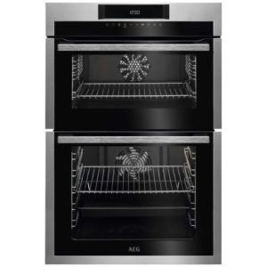AEG DCE731110M Built In Multifunction Double Oven – STAINLESS STEEL
