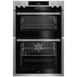 AEG DCS431110M Built In Multifunction Double Oven – STAINLESS STEEL