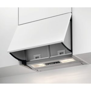 AEG DEB2630S 60cm Integrated Hood - GREY