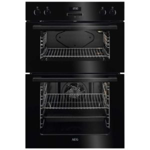 AEG DEE431010B Built In Multifunction Double Oven – BLACK