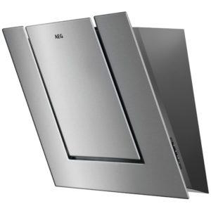AEG DVB3550M 55cm Angled Chimney Hood – STAINLESS STEEL