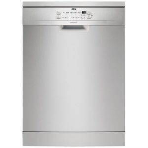 AEG FFB53600ZM 60cm Freestanding Dishwasher - STAINLESS STEEL
