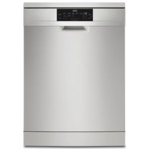 AEG FFE83700PM 60cm Freestanding Dishwasher – STAINLESS STEEL