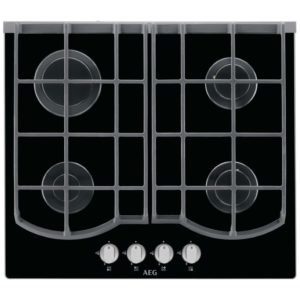 Smeg PGF75-4 70cm Ultra Low Profile Gas Hob – STAINLESS STEEL