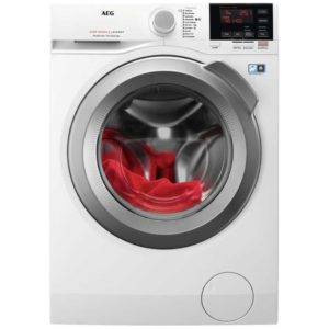 AEG L6FBG842R 8kg Washing Machine 1400rpm 6000 Series – WHITE