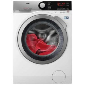 AEG L7FEE845R 8kg Steam Washing Machine 1400rpm 7000 Series - WHITE
