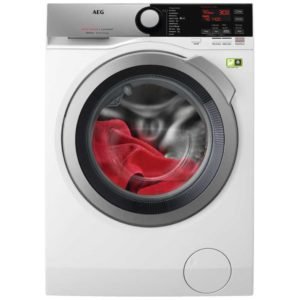 AEG L8FEE965R 9kg OKO Steam Washing Machine 1600rpm 8000 Series – WHITE