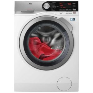AEG L8WEC166R 10kg Washer Dryer 8000 Series - WHITE